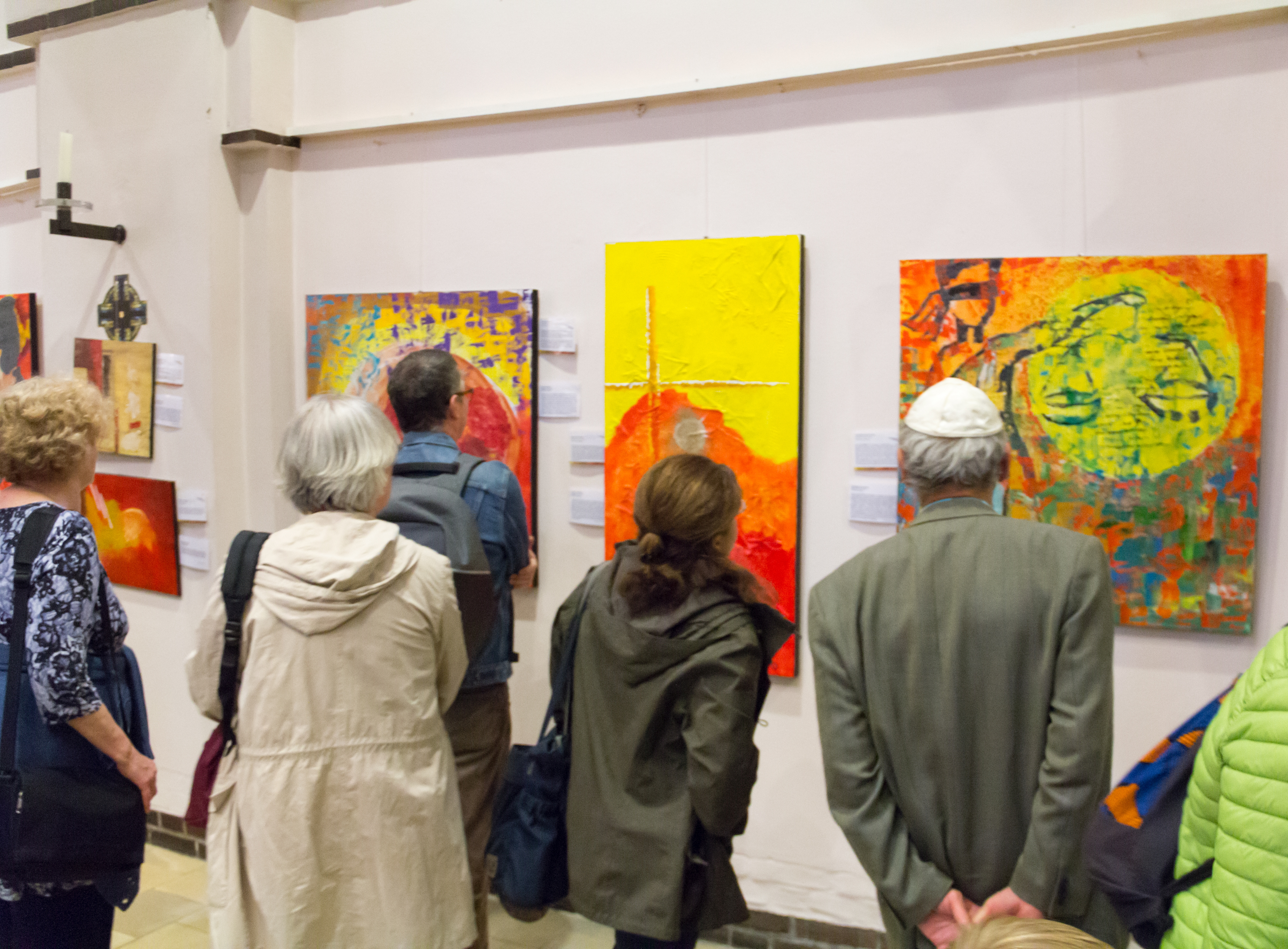 "Ausstellung ""Life Intersection"""