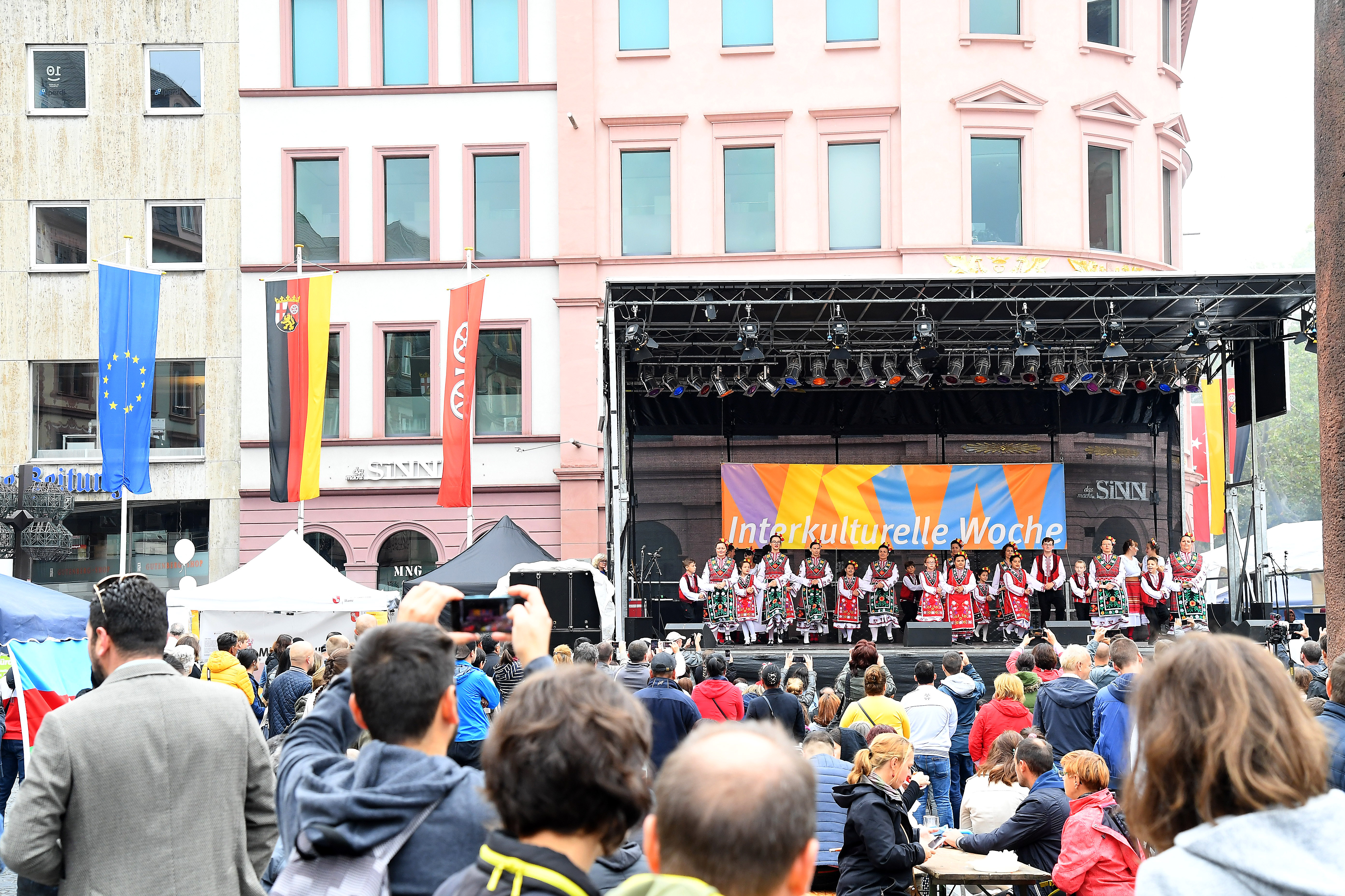 Interkulturelles Fest in Mainz